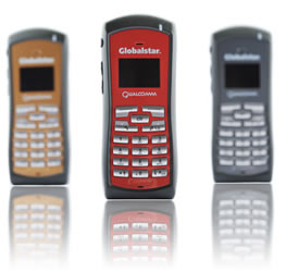Globalstar Hand Held Satellite Phones