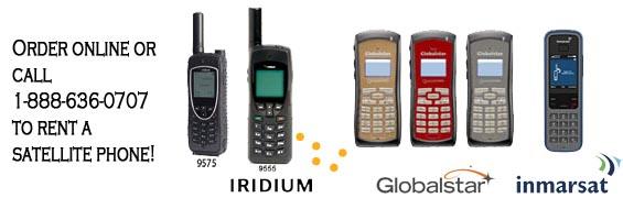 Satellite Phones and Rental | Globalcom Satellite Phones